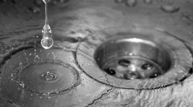 drain blockage problems