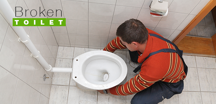 broken-toilet repair Melbourne